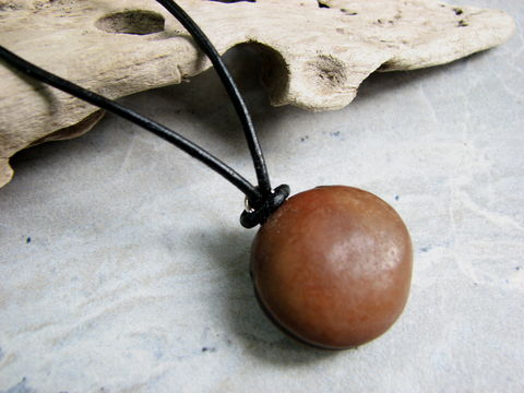 Hamburger,Sea,bean,Leather,Choker,Necklace,,Seabean,Jewelry,Sea bean necklace, sea bean jewelry, seabean necklace, seabean jewelry, hamburger seed jewelry, hamburger seed necklace, choker necklace, seed necklace, seed choker, nature jewelry, beach necklace, beach seed, mens seed necklace, mens bea