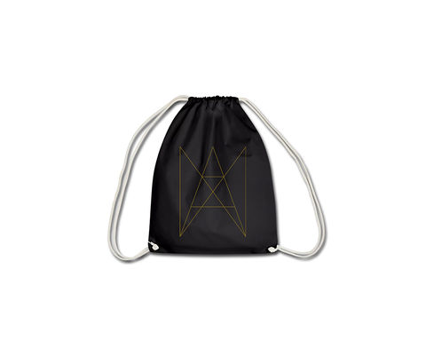 ANA,-,LOGO,BAG,GOLD
