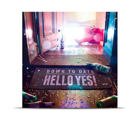 Album,Hello,Yes!,Down to Date, Hello Yes, Album, Debütalbum
