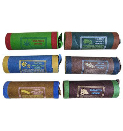 Herbal Incense pack of 6 - product image