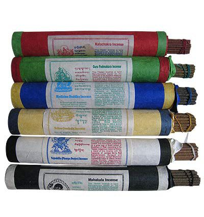 Herbal,Incense,pack,of,6