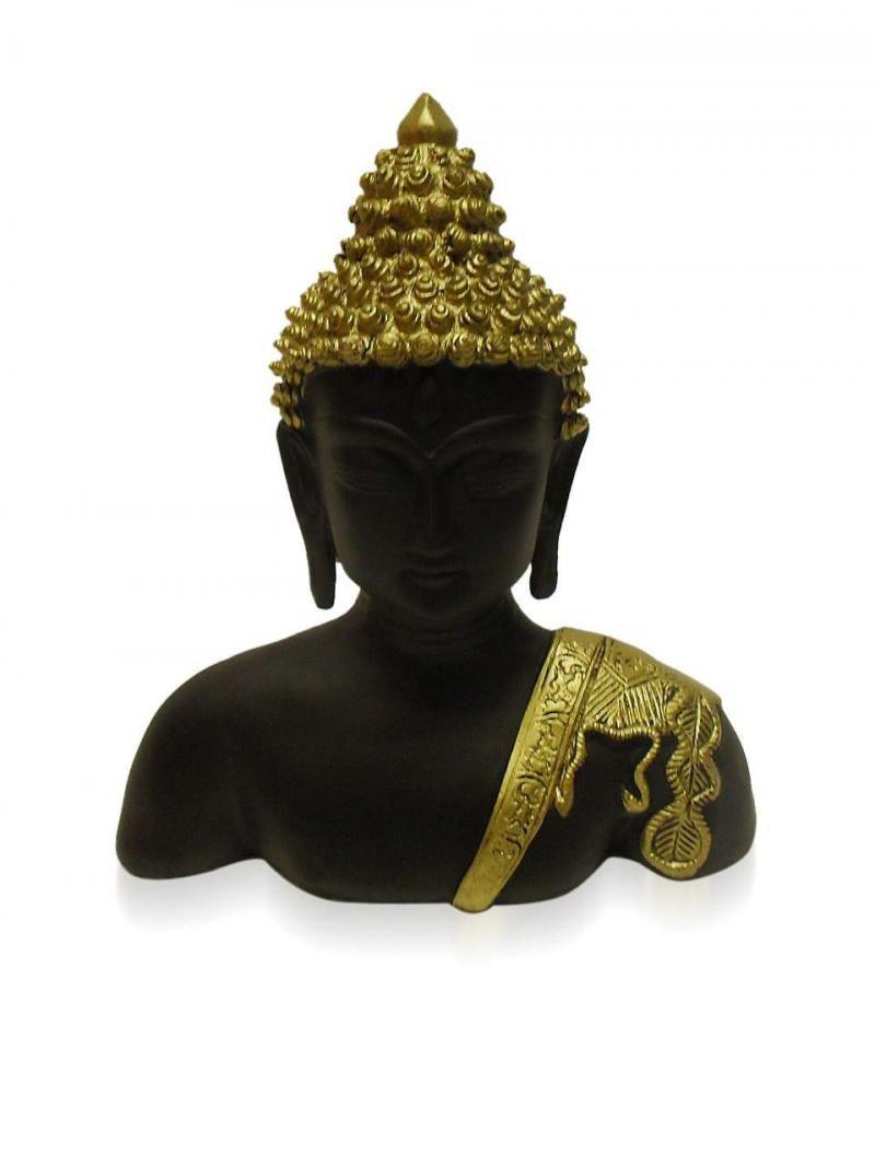 Meditating Buddha Head Statue Sleeping Buddha Buddha Statue Buddhist Buddhism