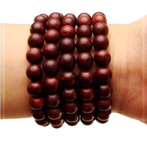 Rosewood,Mala,Bracelet,108,beads,red sandalwood mala,rosewood, prayer beads, japa mala, india, meditation, yoga, jewelry, wholesale, buddha, store