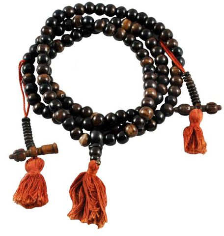 Brown,Bone,Japa,Mala,108,beads, Bone mala, prayer beads, japa mala, india, meditation, yoga, jewelry, wholesale, buddha, store