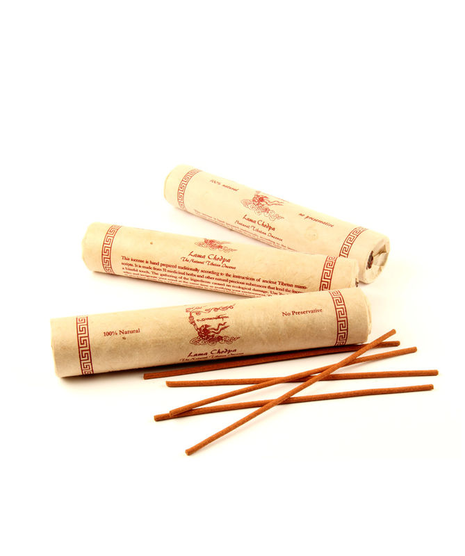 Tibetan Incense set of 3 - product images  of