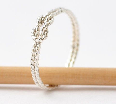 Sailors Knot Ring - product images  of
