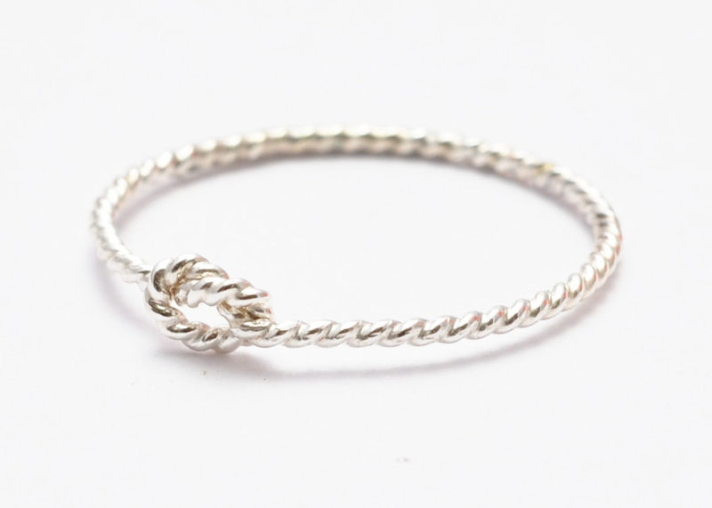 Braided Knot Ring - product images  of