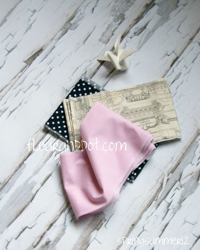 The Cloud Chaser Infinity Scarf from the Fleur + Dot SpringSummer12 Collection - product images  of