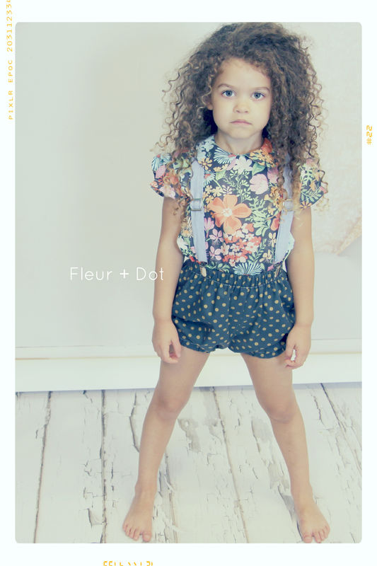Dottie's Bubble Shorts Fleur + Dot Autumn Winter 13 - product images  of