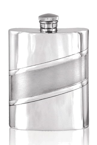 Pewter,Personalised,Hip,Flask,pewter, silver, personalised, engraved, mens, hip, flask, 6oz