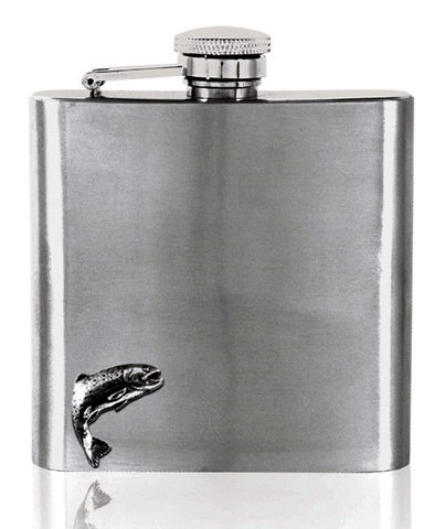 Fishing,Hip,Flask,-,can,be,personalised,fishing, pewter, hip, flask, mens, man, gift