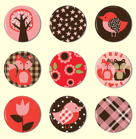 9,Woodland,Fox,Cuties,-,Flat,Back,Cabochons,or,Pinback,Buttons,1,inch,Forest,Animals,Supplies,Handmade,Cabochon,1_inch_25mm,flat_back_cabochons,woodland_forest,pinback_buttons,bottlecap_bottle_cap,hair_bow_supplies,animals_foxes,owls_bird_birdie,red_brown_earth,cute_kawaii_japanese,handmade_wholesale,diy_party_favor,paper,mylar,metal,grap