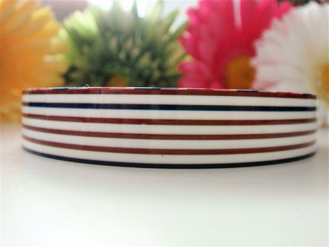 Kawaii,Deco,Tape,-,Stripes,Medium,Japanese,Stationery,Supplies,Commercial,kawaii,packaging,gift_wrap,zakka,packing_tape,cute_tape,washi_tape,deco_tape,japanese_tape,airmail_tape,kawaii_stationery