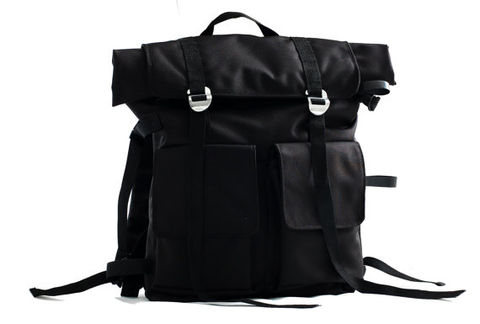 Waterproof,Back,pack,a,large,backpack,,unisex,black,deep,sea,diving,zippers,back,pack,Bags and Purses, Backpack , waterproof back pack, Large backpack, back pack for Men, Back pack, satchel, vintage rucksack, Large rucksack, mens rucksack, handstiched backpack, wet suit back pack, deep sea diving bag, black back pack