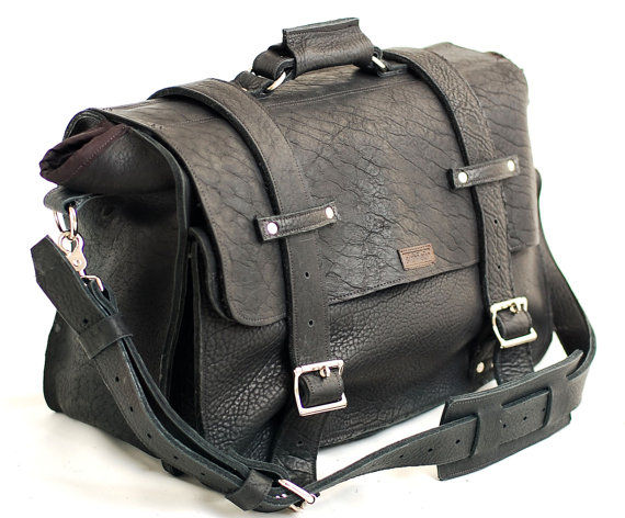 American Buffalo Leather Bag 20 inch leather camera bag, leather ...
