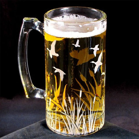 Etched,Glass,Beer,Mug,,Duck,Migration,,Gifts,for,Groomsman,,Best,Man,Gift,Groomsmen gift ideas, brad goodell, groomsmen gifts, groomsmen beer steins, bradgoodell, woodland wedding, rustic wedding, beer mug, beer stein, best man gift