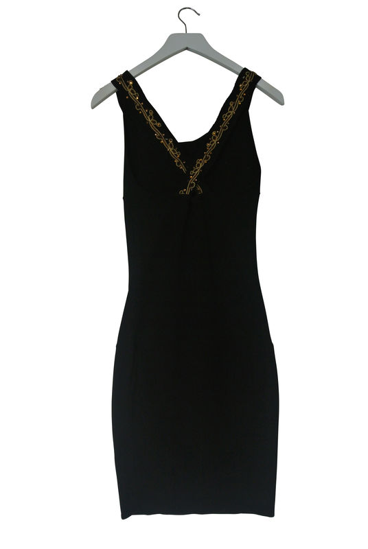 EMANUEL UNGARO VINTAGE BODYCON DRESS - product image