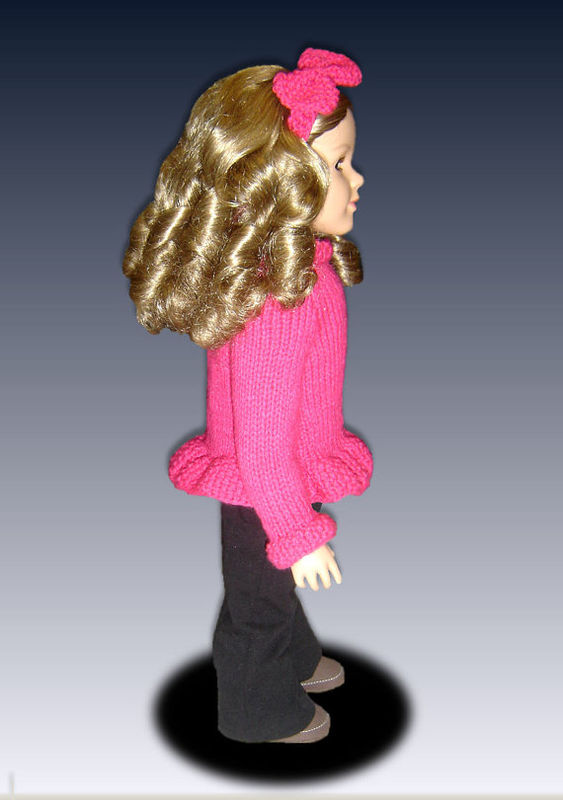 Doll And Girl Matching Clothes Size