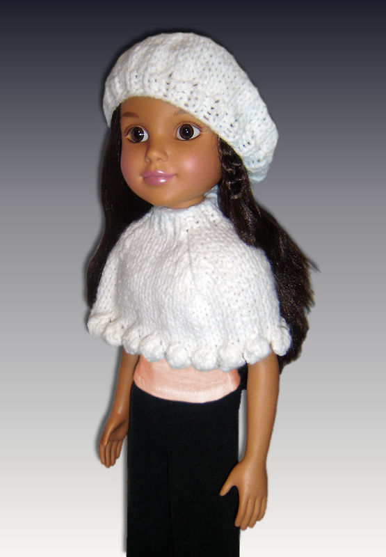 Knitting Patterns For 24 Inch Dolls : Knitting Pattern. Fits BFC, Ink Doll. 18 inch slim doll ...
