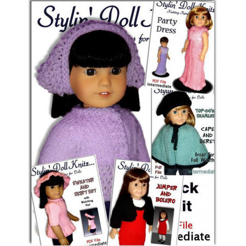 PDF,knitting,Patterns,,Fit,American,girl,Doll,,18,inch,Gotz,Clothes,04,Patterns,Knitting,doll_clothing,handmade,accessories,american_girl_doll,18_inch_doll,children,kids,knitting_supplies,knitting_patterns,doll_clothes_pattern,PDF_AG_pattern,Gotz_sweater_pattern,dress_cape_beret,pdf,pattern