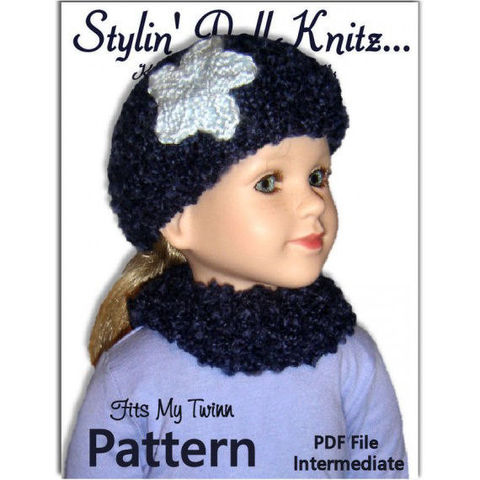 PDF,Knitting,Pattern,,Beanie,Hat,and,Neck,Warmer,,My,Twinn.,23,inch,doll,1602,Patterns,Doll_Clothing,StylinDollKnitz,knitting_pattern,PDF_hat_pattern,winter_accessories,Stylin_Doll_Knitz,Beanie_hat_pattern,Neck_warmer,My_Twinn_Doll,My_BFF_Doll,23_inch_doll,Easy_Cowl,knitting,pattern,pdf pattern,knitting pattern