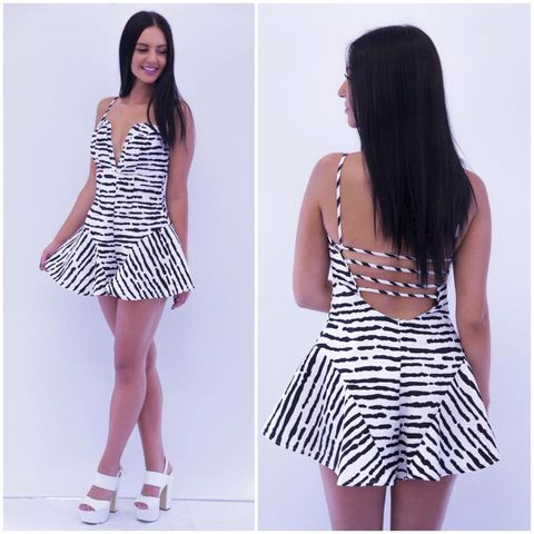 Safari,Playsuit,peppermayo beginning boutique sale zebra print safari costume perth fashion