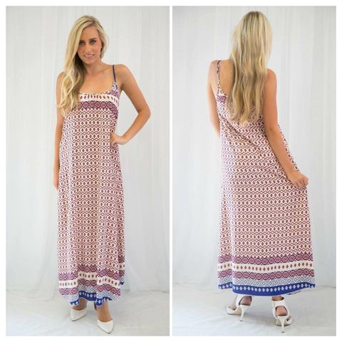 Gypsy,Nights,Maxi,Maxi maternity dress boho print casual fun fashion perth