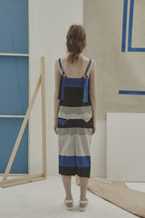 IN STOCK - CHESTER CONTRAST STRAP VEST - product images 2 of 5