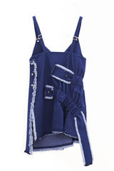 IN STOCK - BOYOUN GATHER STRAP VEST - product images 3 of 3