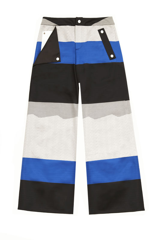JS17P05- CHESTER TROUSER - product image