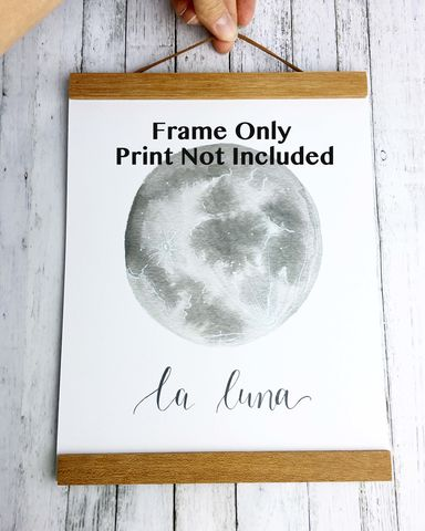 Wood,Magnetic,Print,Poster,Frame,poster frame, magnetic frame, art print frame, wooden frame, retro frame, classic picture frame