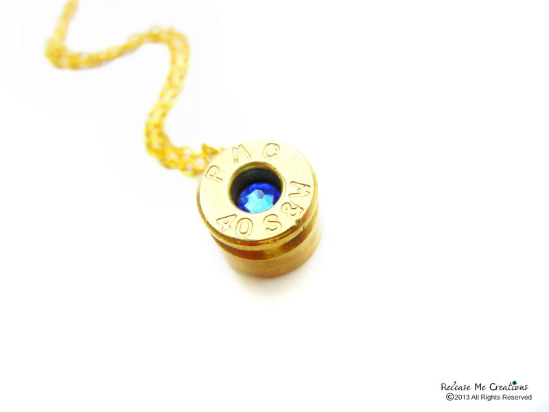 Smith wesson swarovski bullet pendant birthstone release me smith wesson swarovski bullet pendant birthstone product image mozeypictures Gallery