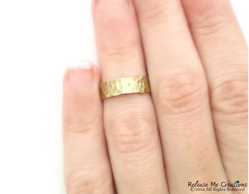 Gold Hammered Armor Midi Knuckle Ring Release Me Creations