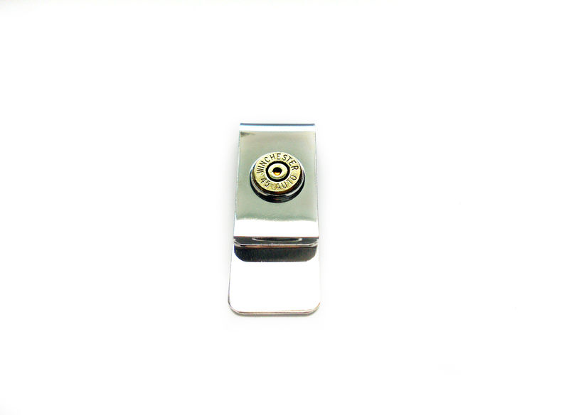 45 Caliber Winchester Bullet Money Clip For Him - product image