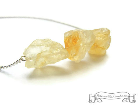 Raw,Natural,Citrine,Necklace,Gold,Yellow,Gemstone,gemstone necklace, raw natural citrine, citrine necklace, natural citrine necklace, yellow, orange, healing gemstone, healing gemstone necklace, healing citrine