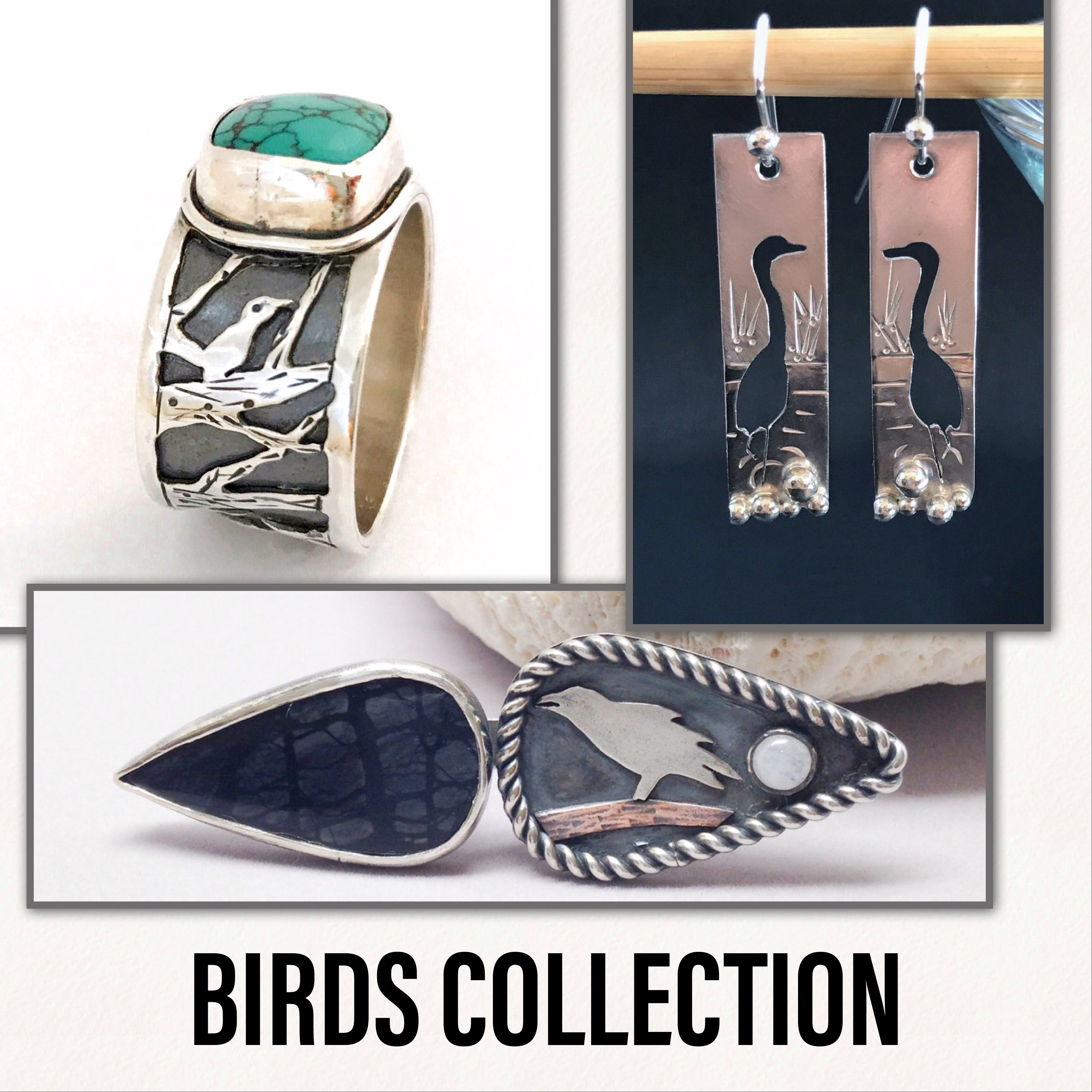 Birds Collection Jewelry