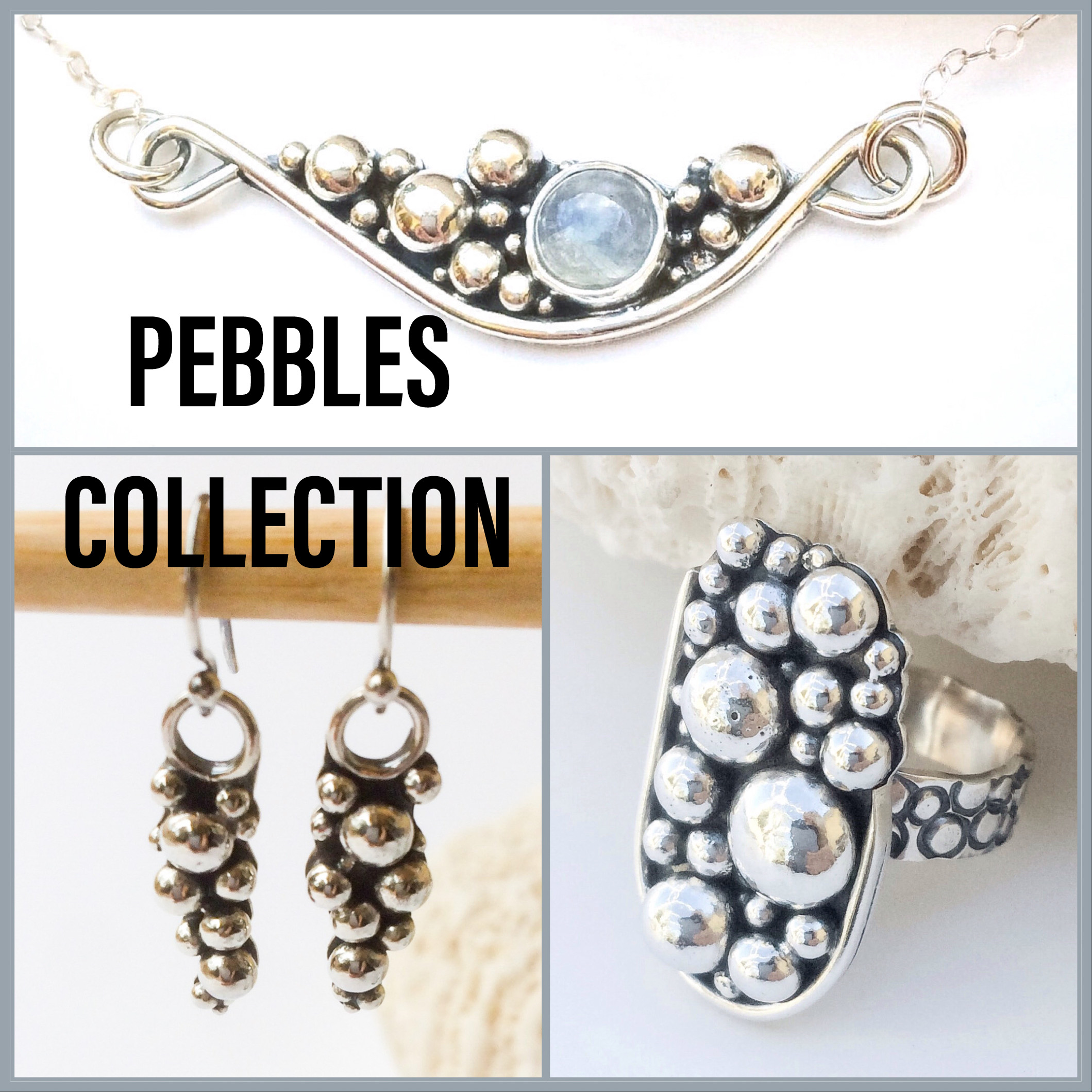 Pebbles Collection Jewelry