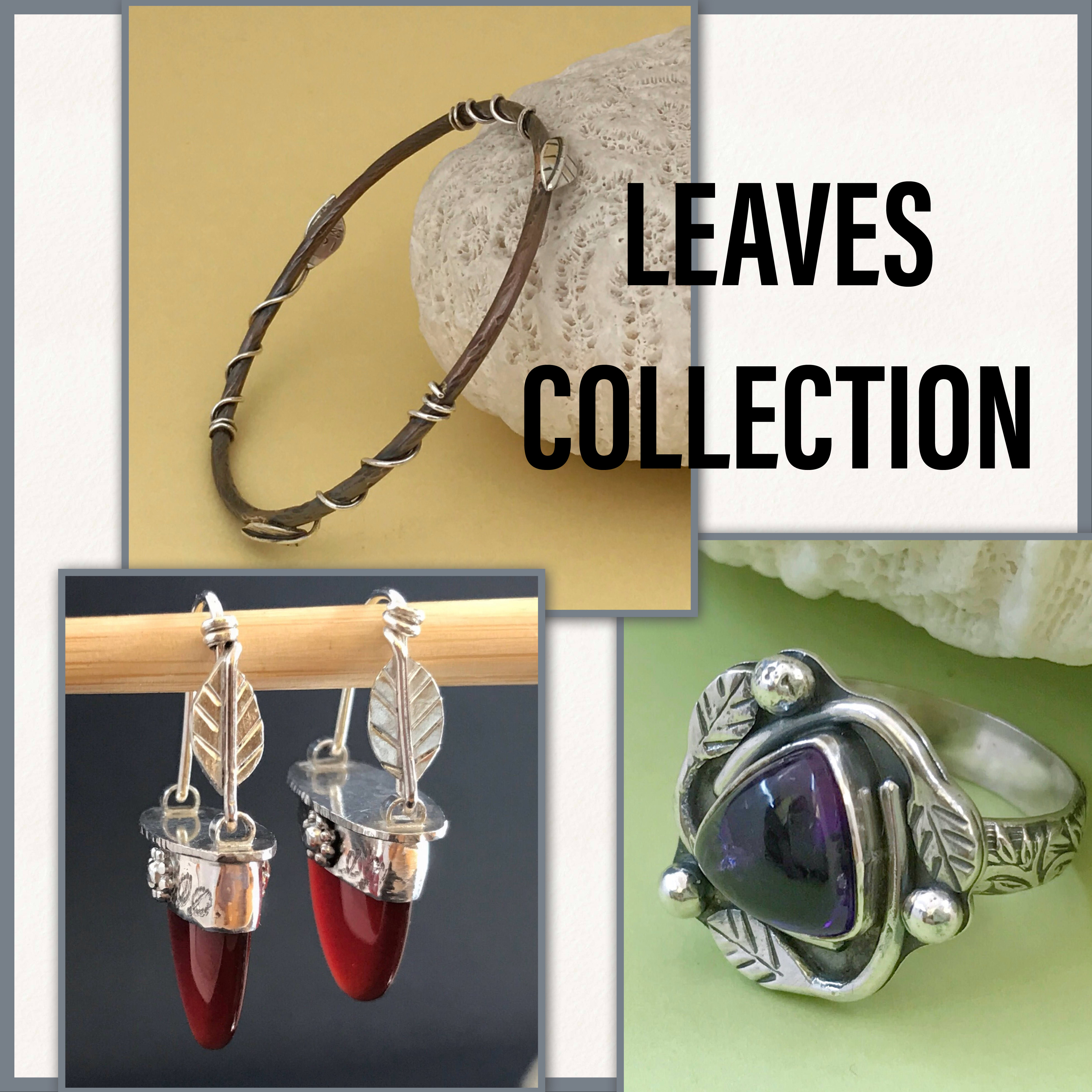 Leaves Collection Jewelry