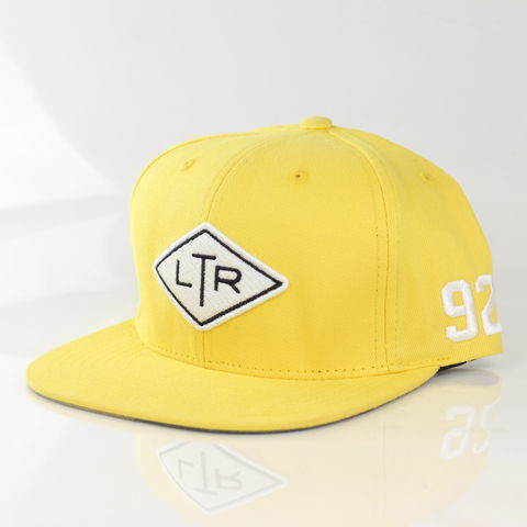 LTR,Color,Split,Strapback,Yellow,Looptroop Rockers, Halos, Cosmic, Supreme Promoe Embee