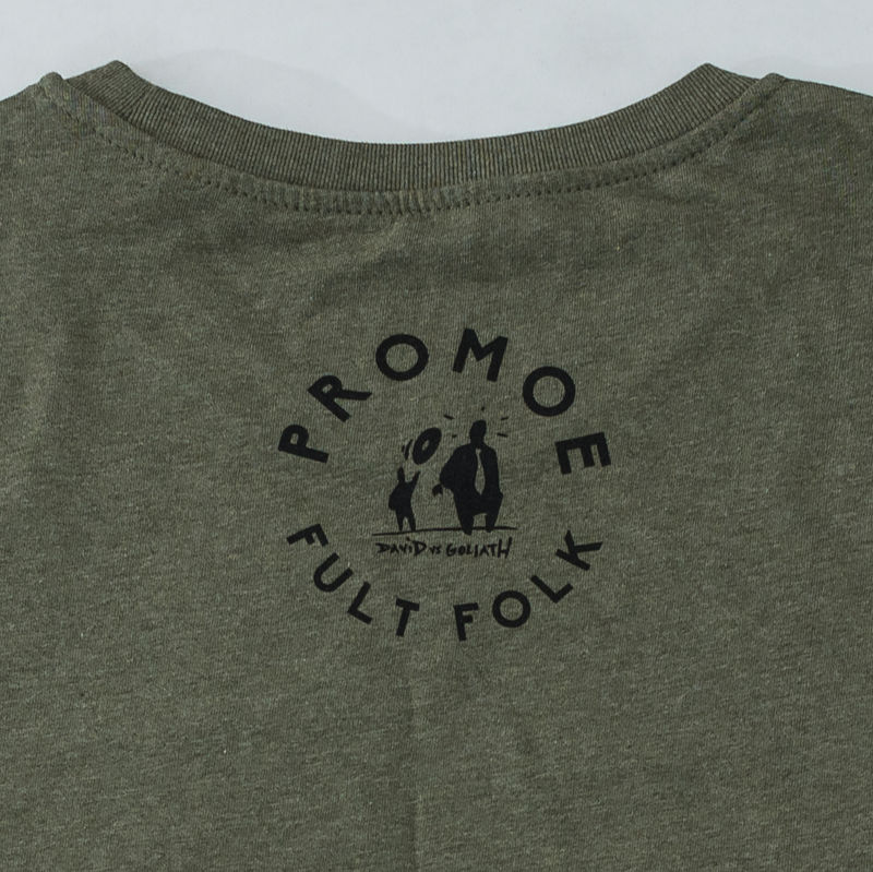 Promoe Stencil Tee - product images  of