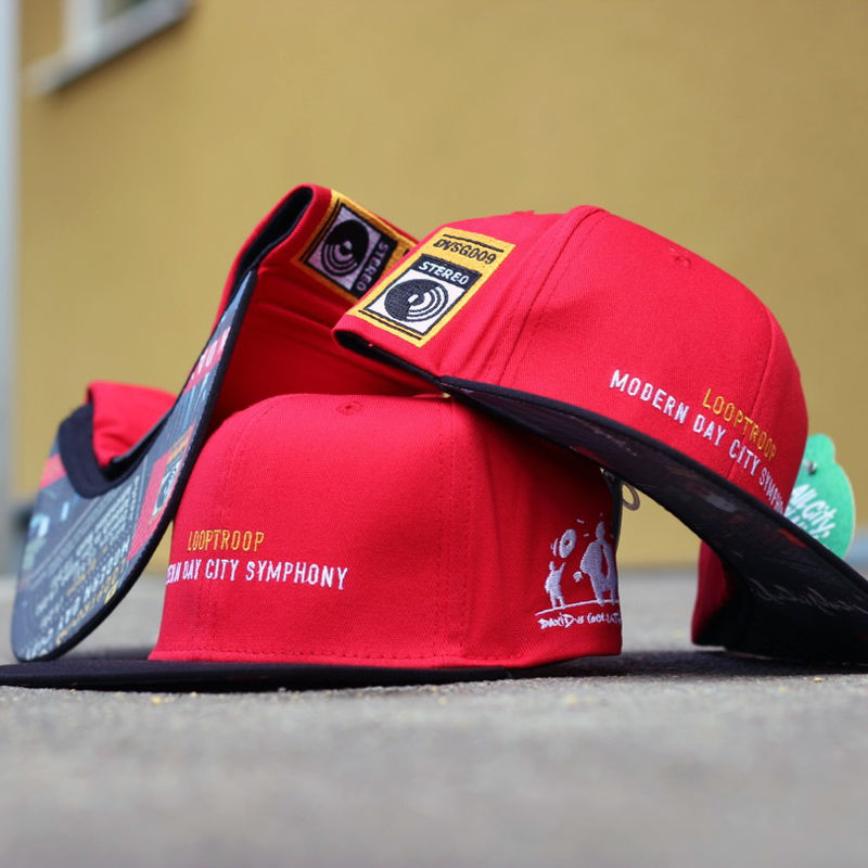 LTR Modern Day City Snapback - product images  of