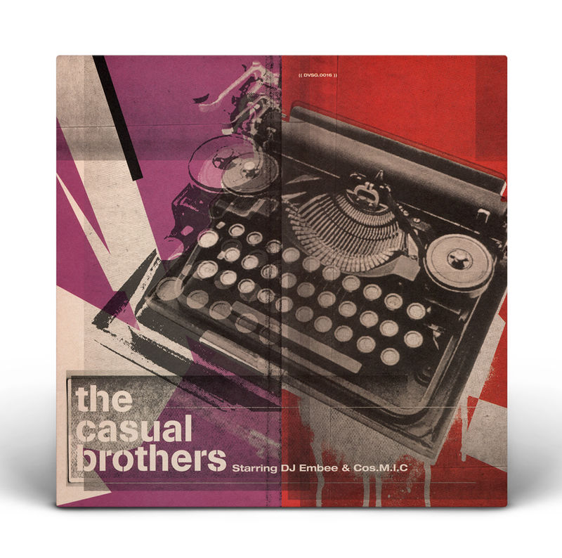 "The Casual Brothers - The Casual Brothers (12"" EP) - product images  of"