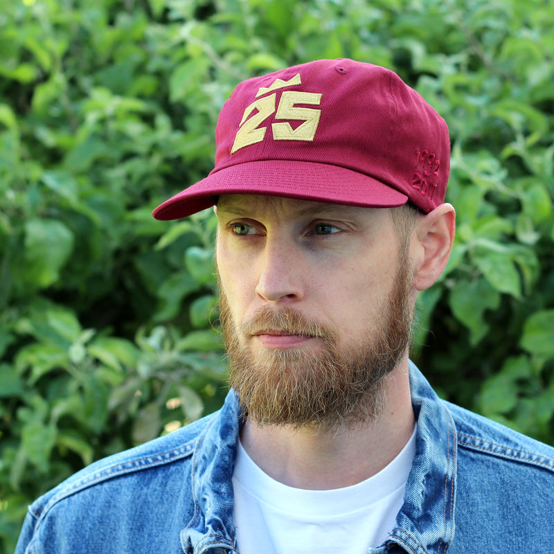 The 25 Strapback (Maroon) - product images  of