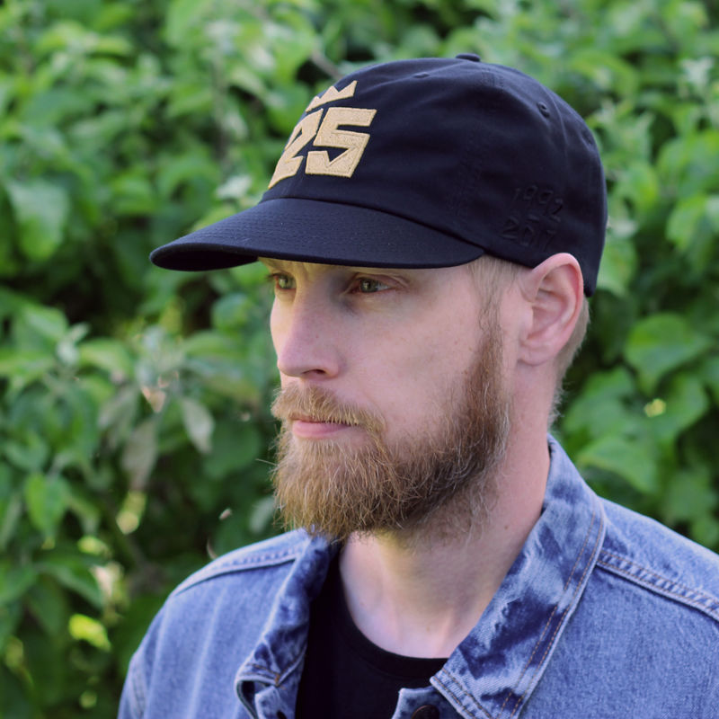 The 25 Strapback (Black) - product images  of