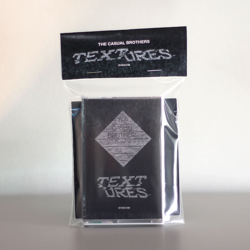 The Casual Brothers - Textures (Tape) - product images  of