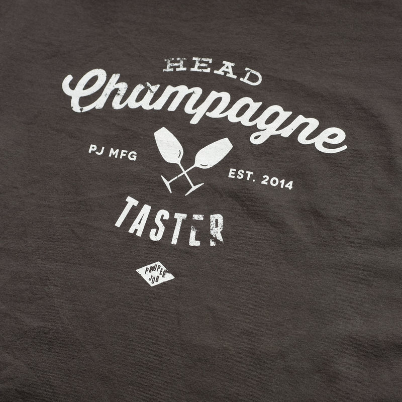 Proper Job - Champagne Womens 100% Organic T-shirt - product images  of