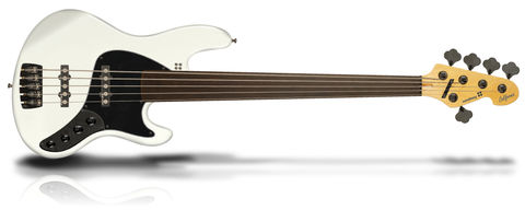 California,TT5,Virgin,White,Fretless,California TT4 Virgin White Fretless