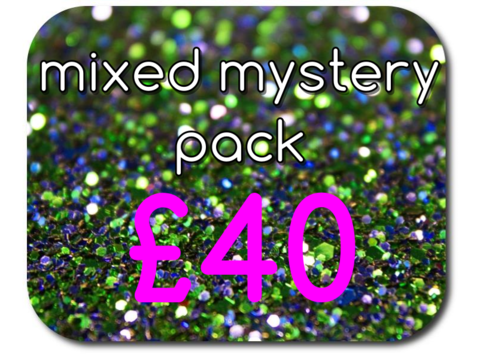 Mixed,Mystery,Pack,-,£40