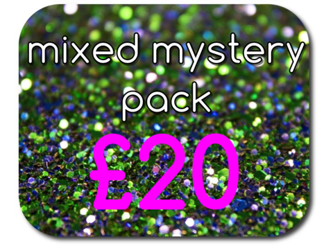 Mixed,Mystery,Pack,-,£20