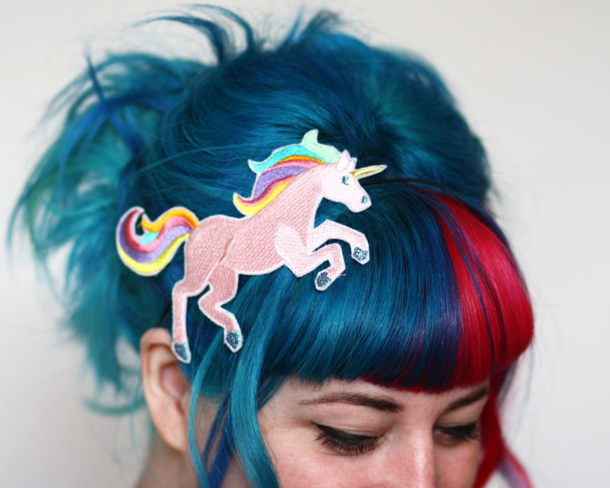Oopsie Unicorn Headband - product images  of
